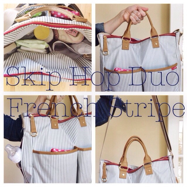 Skip Hop Duo French Stripe at Cup of Tea blog