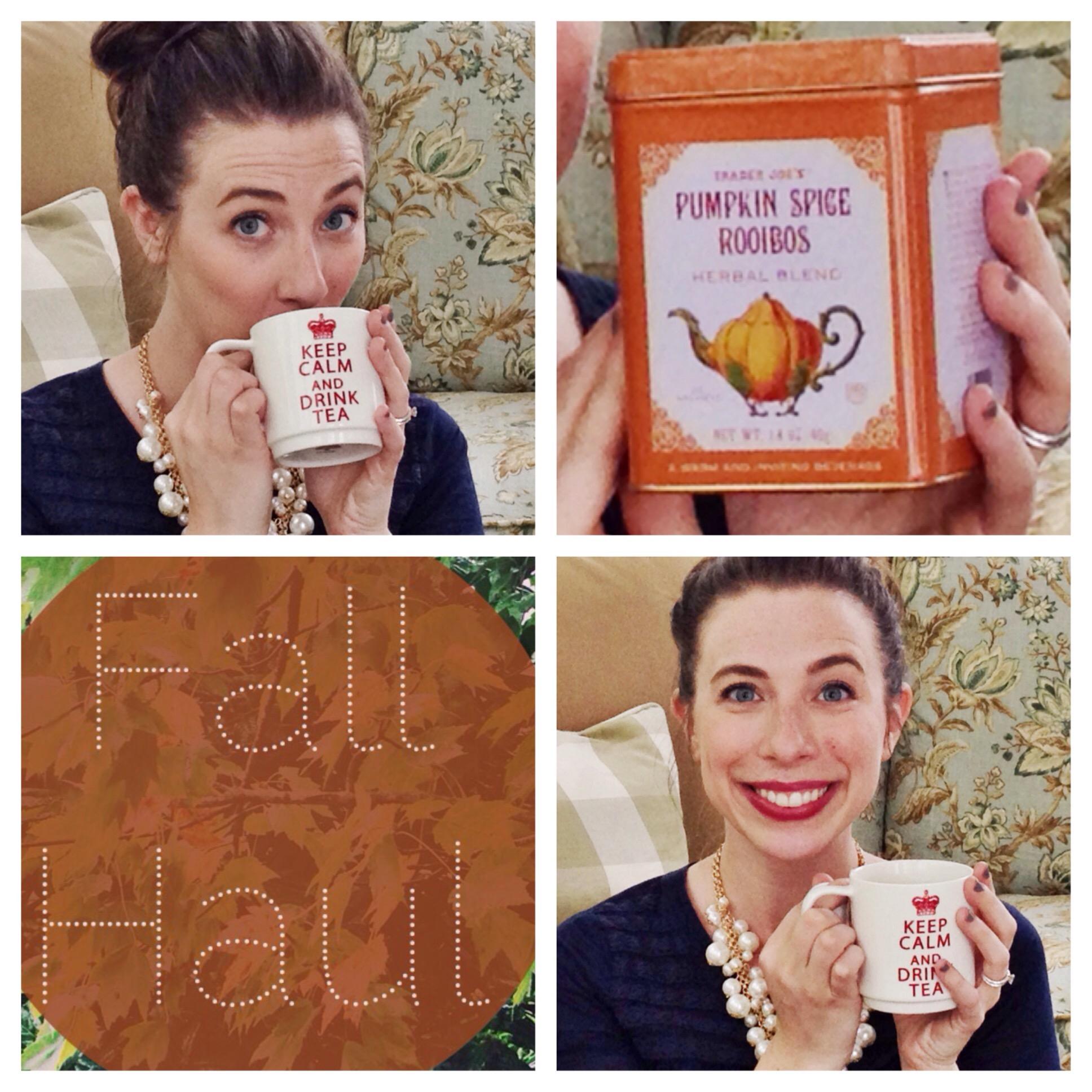 Fall Haul on Cup of Tea Blog