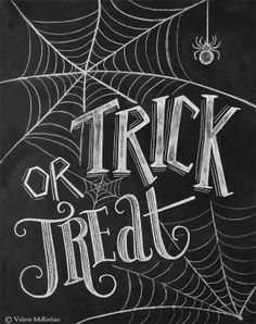 Happy Trick or Treat Day!