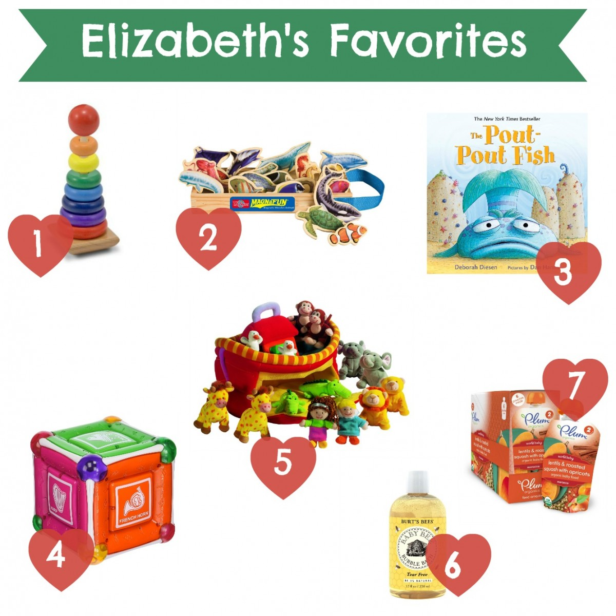 Current Toddler Favorites on the Cup of Tea blog