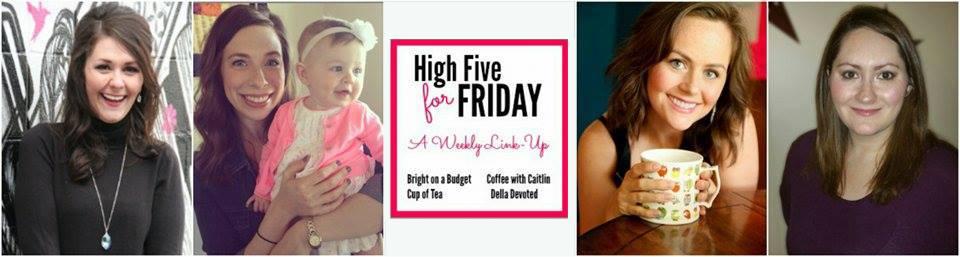 H54F Link Up Hosts - Tif, Katie, Caitlin & Della