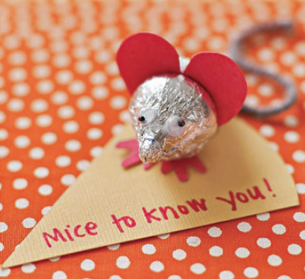 Sweet Mice Valentines