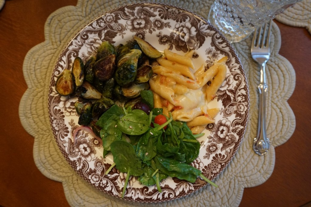 Foster's Market Family Dinners Review by Cup of Tea blog