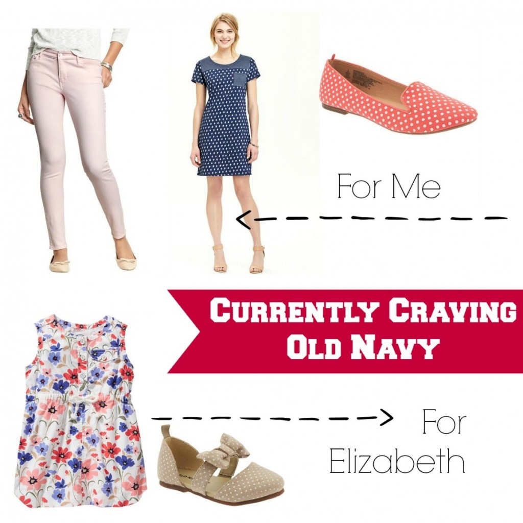 Currently Craving at Old Navy from Cup of Tea blog