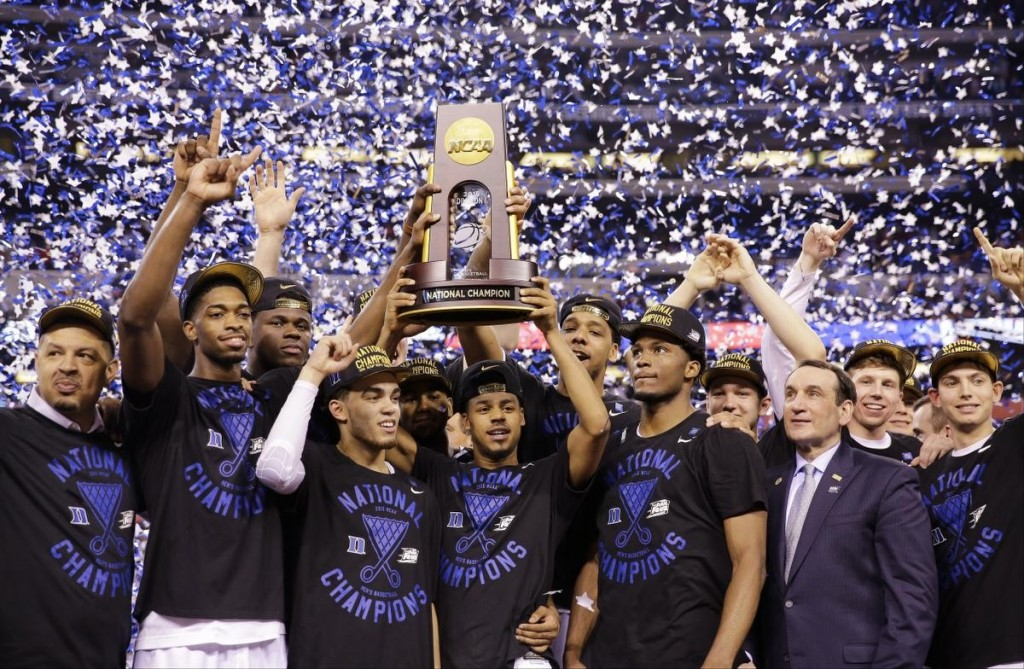 Duke National Champions!