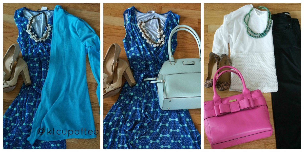 A Stitch Fix box reveal AND review of the service.