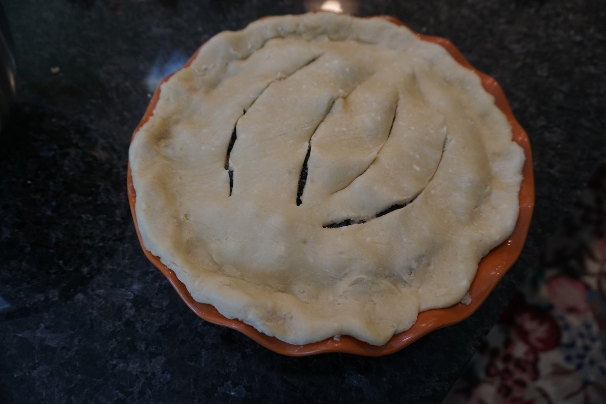 3 secrets for making the perfect pie crust!