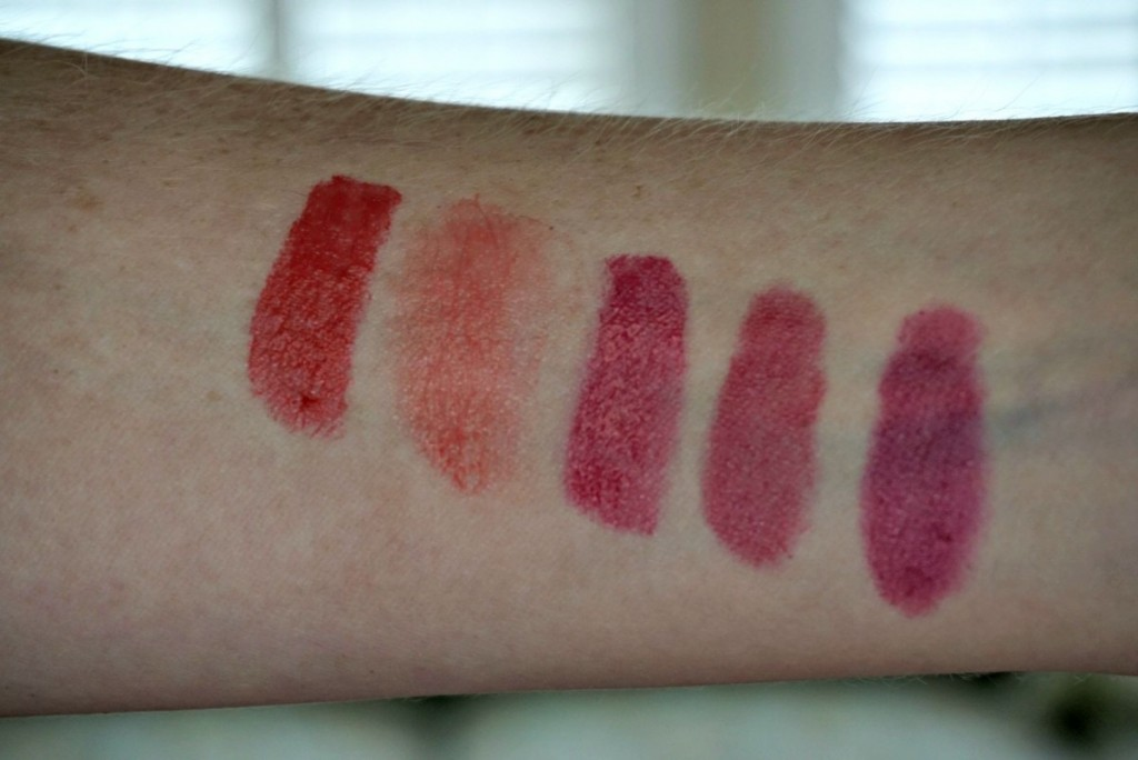 The Makeup Mixup featuring favorite summer lip products