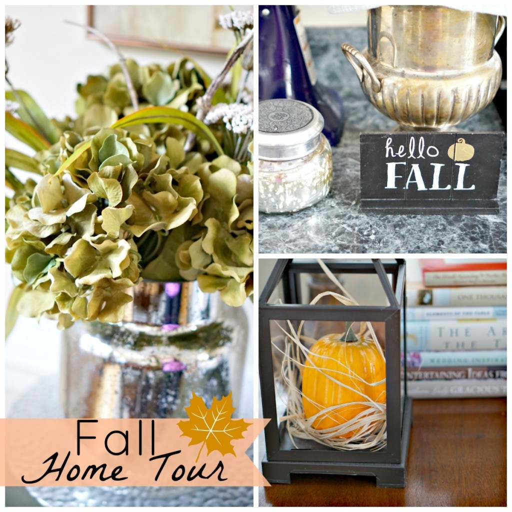 Fresh Fall Home Decorating Ideas Home Tour: Fall Home Tour 2015