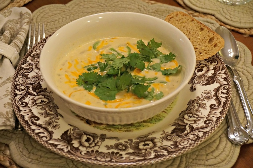 Recipe Round Up - Corn Chowder