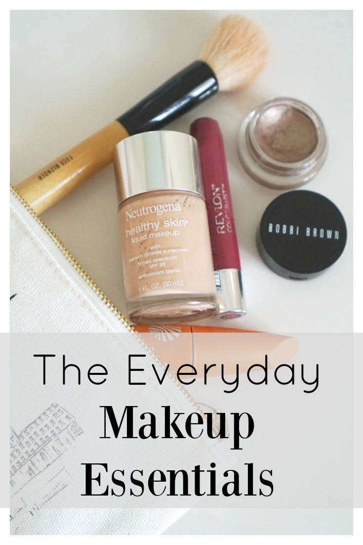 A great collection of everyday makeup favorites.